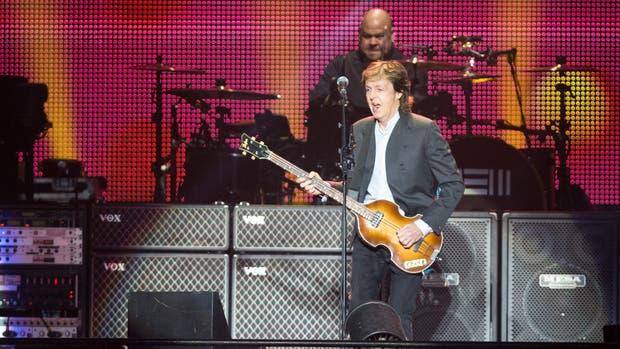 El estadio Mario kempes, listo para el primer show de Paul McCartney en Argentina