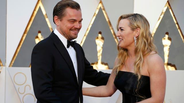 DiCaprio-Winslet, el reencuentro más esperado