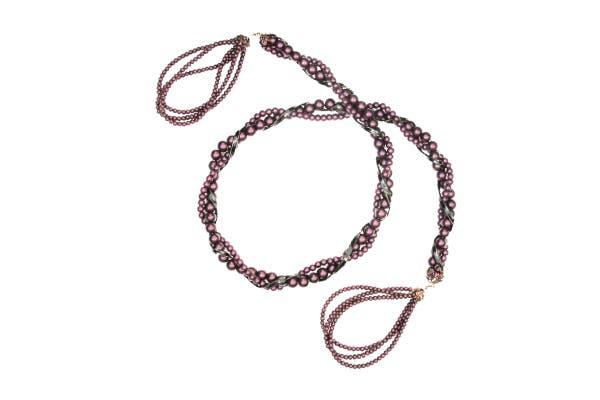 Esposa collar, $290. Foto: www.sophiejones.com.ar