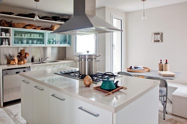 Revestimientos para cocinas dise os arquitect nicos - Revestimientos paredes cocina ...
