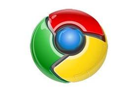 El logo que identifica a Chrome, el navegador desarrollado por Google