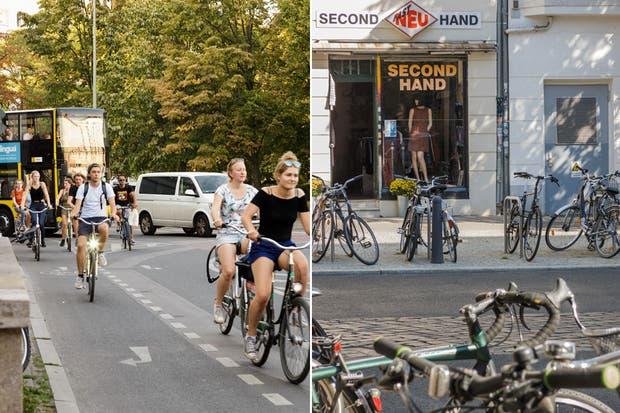 Kreuzberg es uno de los barrios con mayor concentración de extranjeros.  Foto:Living /Daniel Karp
