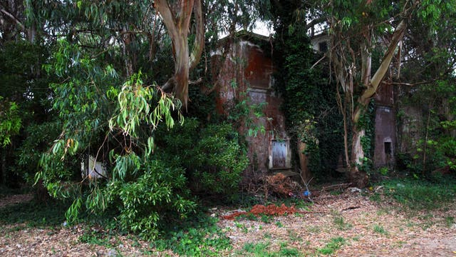 La casa de Fernando Robette. Foto: LA NACION / Matías Aimar
