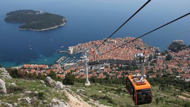 Vista desde Dubrovnik