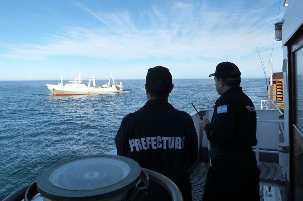 La Dirección Nacional de Coordinación Pesquera se encargará de iniciar un sumario