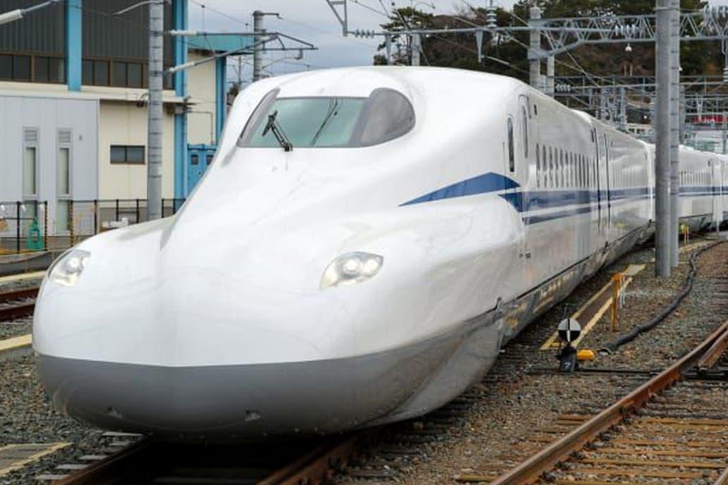 ¿Cómo será el nuevo tren bala de Japón?