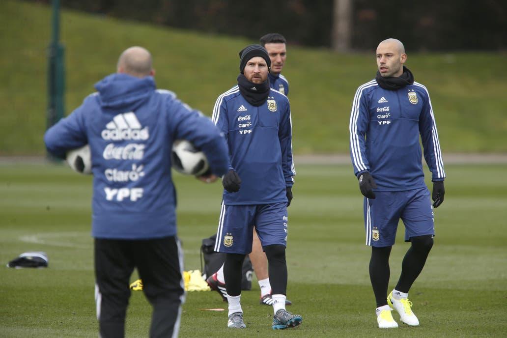 Mascherano y una cifra histórica en la Selección