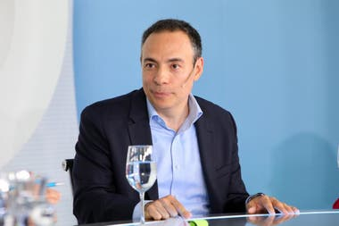 Diego de Leone, gerente general de Natura Argentina