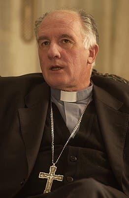 El obispo de Bariloche, Fernando Maletti