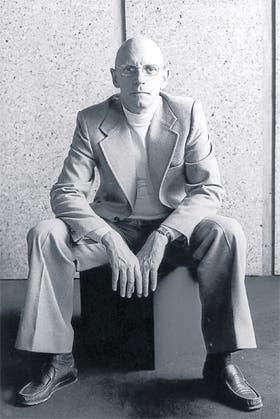 Foucault aseguraba en 1978 que le molestaba que sus libros fueran considerados proféticos: su meta era explicar las instituciones que influyen en la cotidianidad del hombre.