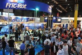 Más de 30.000 profesionales se dieron cita en Automechanika