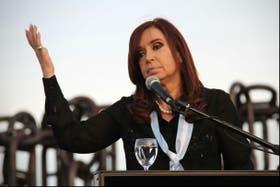 Cristina Kirchner, está entre los presidentes peores valorados por los españoles