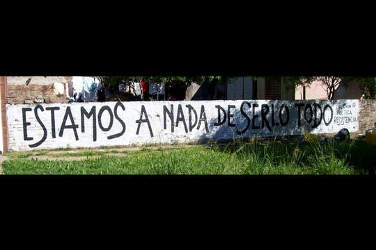 Acción Poética Resistencia. Foto: Facebook
