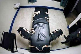 Hubo críticas al gobernador de Florida por la ley para agilizar el tiempo en el corredor de la muerte