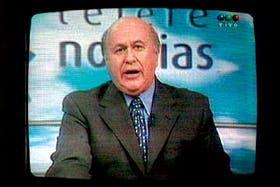 Jorge Jacobson, en Telefé