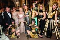 Del brazo de Mirtha Legrand, Juana Viale hechizó la gala Make-a-Wish