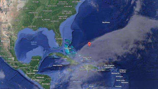 El Triángulo de las Bermudas es una región en el Océano Atlántico occidental de Florida, Estados Unidos, donde aviones y barcos han desaparecido
