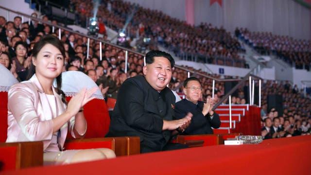 Kim Jong-un fue papá en medio de un hermetismo total y de las amenazas de Trump