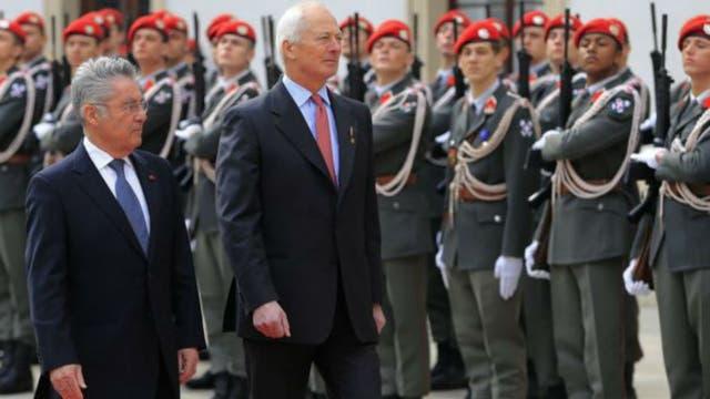 Hans-Adam II lidera la única monarquía absoluta en Europa