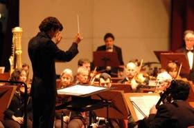 Alejo Pérez, un director con amplia experiencia en lenguajes musicales