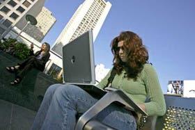 El 80% de los datos se cursarán por celulares y computadoras portátiles