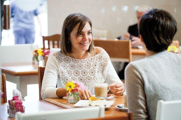 Regalate un café que te dibuje una sonrisa. Foto: Xavier Martín
