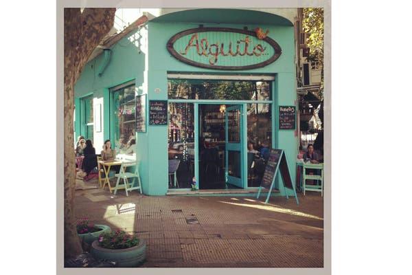 La fachada del bar. Foto: gentileza Alguito