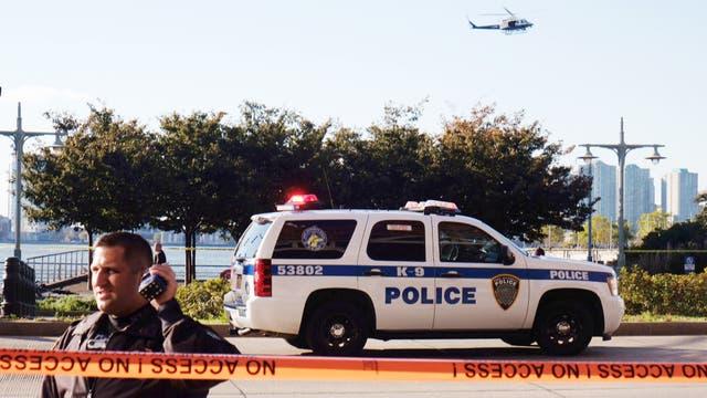 Alarma en Manhattan por un automovilista que atropelló a varias personas. Foto: AFP / Andy Kiss