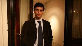 Leopoldo López en una imagen de 2008; hoy fue beneficiado con prisión domiciliaria y dejó la prisión militar de Ramo Verde, adonde estaba detenido desde febrero de 2014