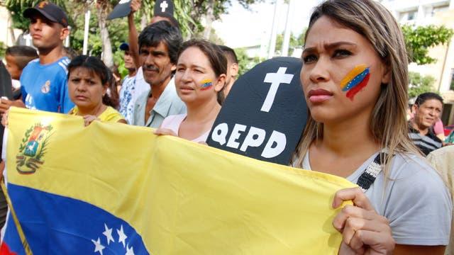 Miles de personas marchan en las calles de Venezuela en contra de la Asamblea Constituyente oficialista