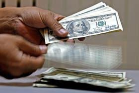 Fuerte suba del dólar paralelo