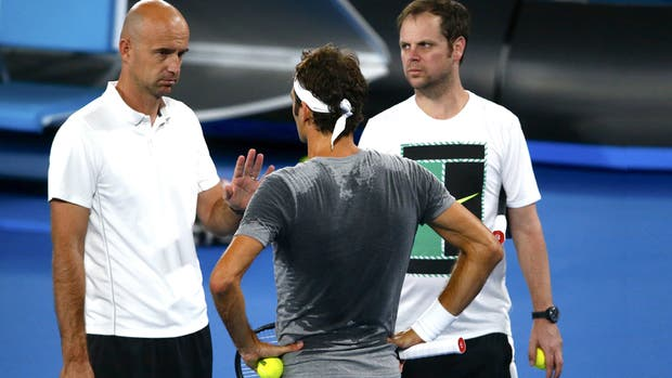 Ivan Ljubicic, el cerebro detrás del nuevo revés de Roger Federer