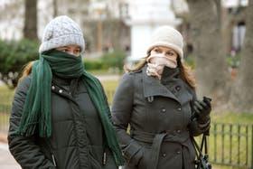 El SMN pronostica que las bajas temperaturas continuarán, al menos, hasta el martes