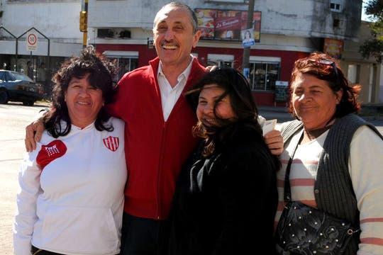 El primer candidato a diputado nacional por el Frente para la Victoria, el ex gobernador santafesino Jorge Obeid. Foto: Télam