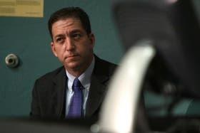 El abogado y periodista Glenn Greenwald