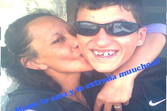 """El caso fue caratulado como """"intento de asalto"""". Foto: facebook.com/Justicia-por-omar-cigaran"""