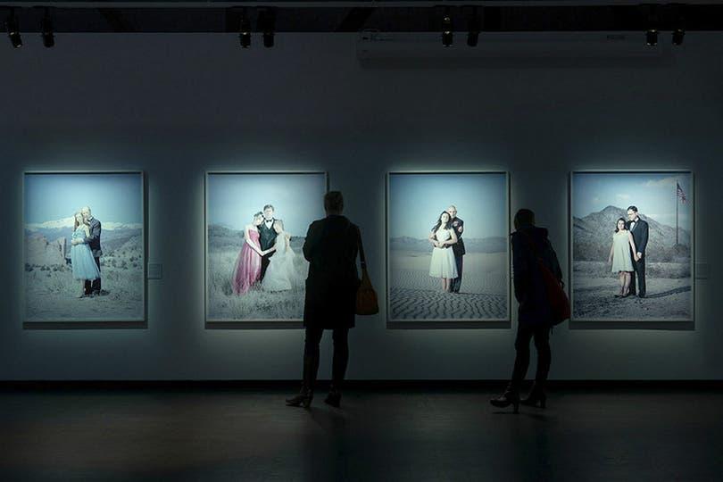 """""""Purity"""" fue presentado durante la exposición Fotografiska, celebrada en el Museo de la Fotografía de Estocolmo, Suecia. Foto: BBC Mundo"""