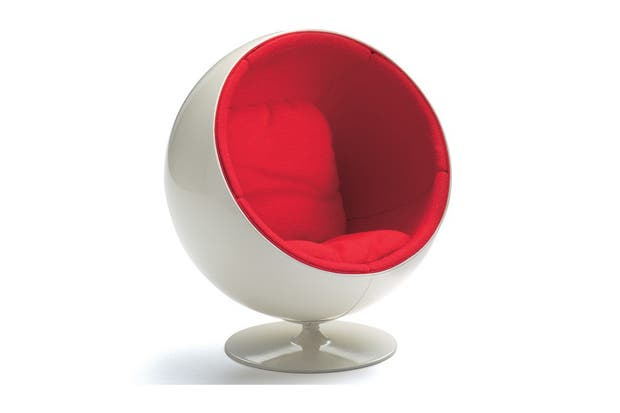Ball-Chair, Aarnio..