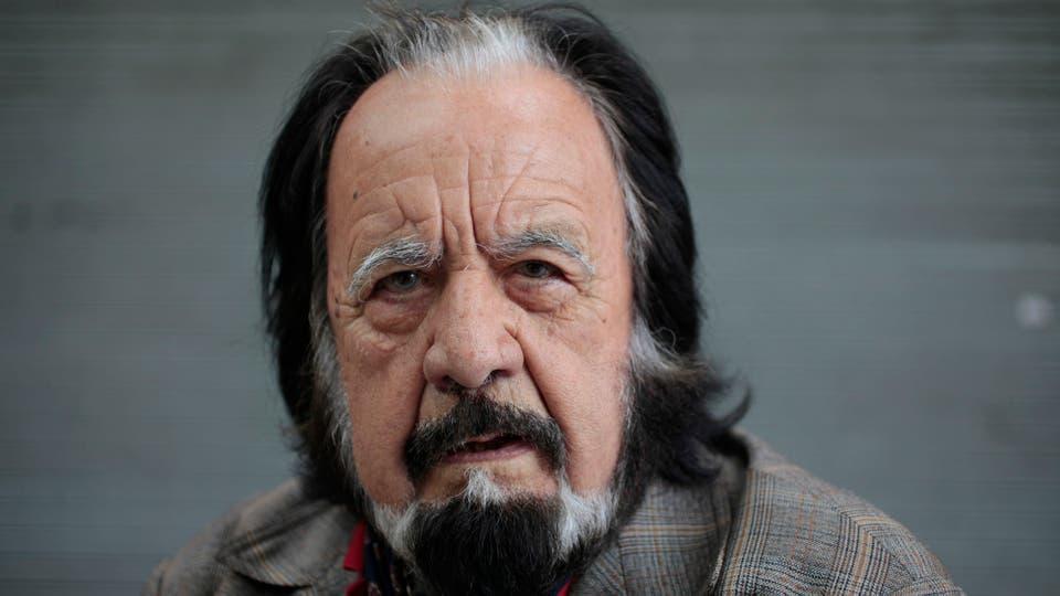 Horacio Guarany (1925-2017). Foto: Archivo / Soledad Aznarez