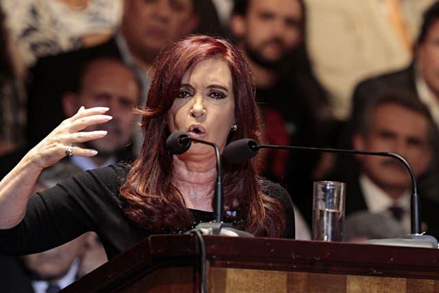 Las frases más destacas del discurso de Cristina Kirchner