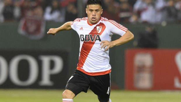 Jorge Moreira fue operado y se perderá la pretemporada — River