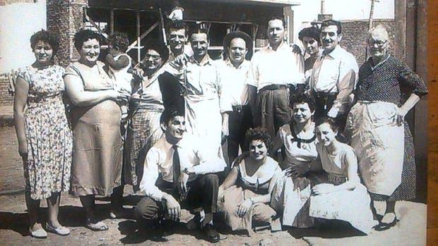 La familia Di Tullio, a pleno en San Martín