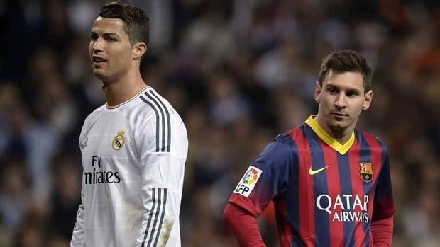 ¿Volverá a haber duelo entre Cristiano y Messi en el derbi español?
