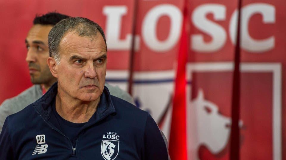 El Lille de Marcelo Bielsa no levanta