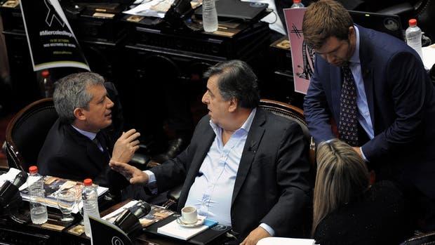Monzó, Negri y Massot, eje del poder oficialista en Diputados
