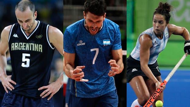 Los Leones sufrieron la primera derrota en Río 2016