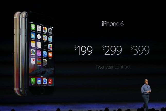 Cuanto Cuesta el Iphone 6 el Iphone 6 y Iphone 6 Plus