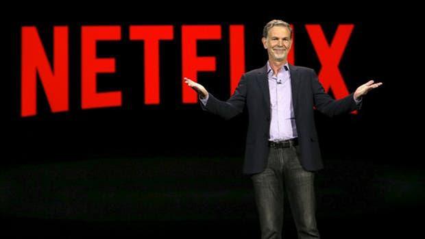 Reed Hastings, creador de Netflix