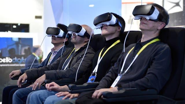 La realidad virtual, un estándar de las últimas CES