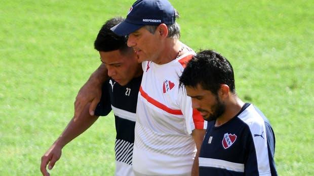 Independiente busca seguir de racha frente a Atlético Rafaela